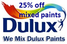 B & Q Eltham are to stop selling Dulux Paint